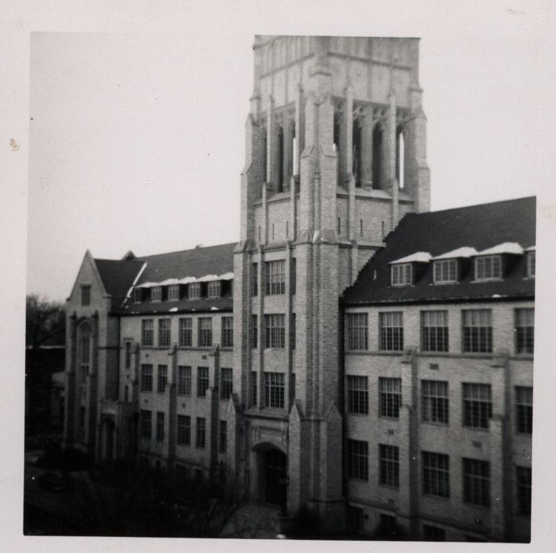 Notre Dame Hall